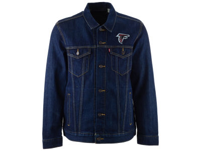 Atlanta Falcons NFL Trucker Jacket