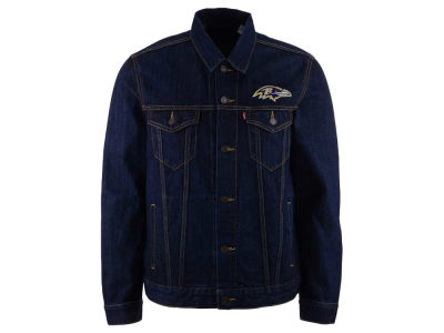 Baltimore Ravens NFL Trucker Jacket