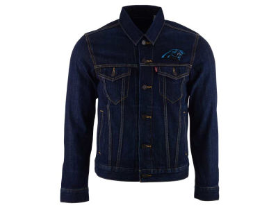 Carolina Panthers NFL Trucker Jacket