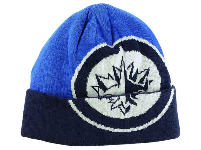 Winnipeg Jets Reebok NHL Cuffed Beanie