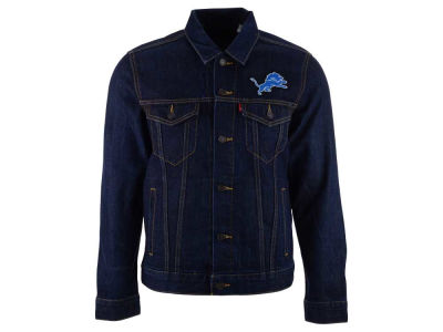 Detroit Lions NFL Trucker Jacket