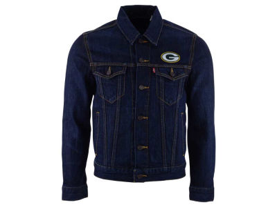 Green Bay Packers NFL Trucker Jacket