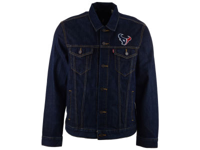 Houston Texans NFL Trucker Jacket