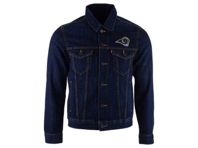 Los Angeles Rams NFL Trucker Jacket