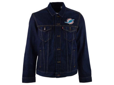 Miami Dolphins NFL Trucker Jacket