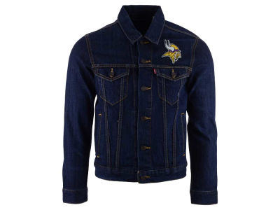 Minnesota Vikings NFL Trucker Jacket