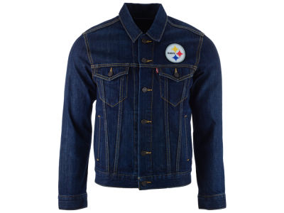 Pittsburgh Steelers NFL Trucker Jacket
