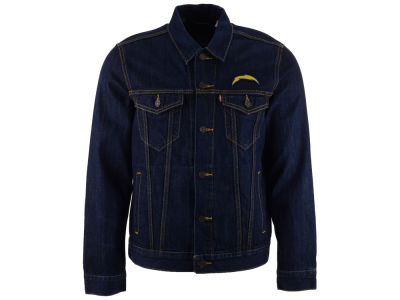 Los Angeles Chargers NFL Trucker Jacket
