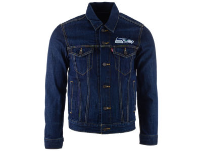 Seattle Seahawks NFL Trucker Jacket