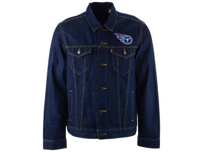 Tennessee Titans NFL Trucker Jacket