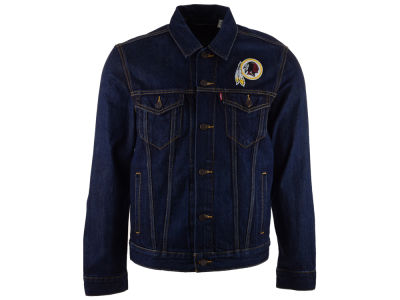 Washington Redskins NFL Trucker Jacket