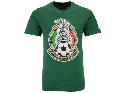 Mexico Men's National Team Crest T-Shirt
