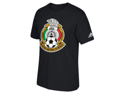 Mexico adidas Men's National Team Crest T-Shirt
