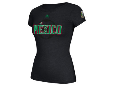 Mexico National Team Women's Wordmark T-Shirt