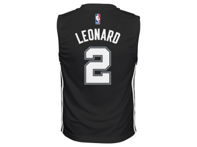 San Antonio Spurs Kawhi Leonard NBA Youth Chase Jersey