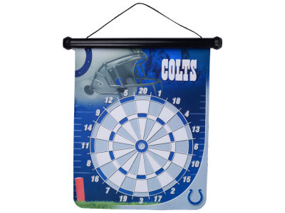 "Indianapolis Colts Dart Board 12"" Paper with Darts"