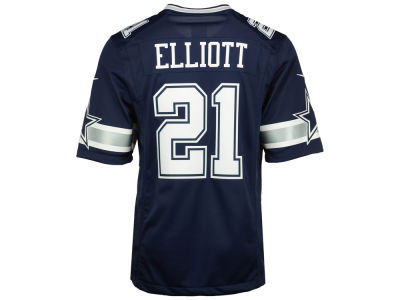 Dallas Cowboys Ezekiel Elliott Nike NFL Men's Limited Jersey