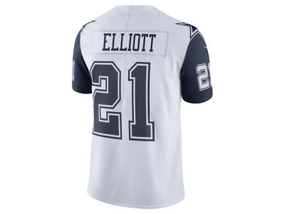 Dallas Cowboys Ezekiel Elliott Nike NFL Men's Limited Color Rush Jersey