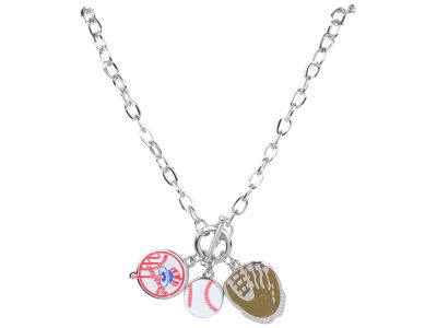 New York Yankees MLB Fanfare Charm Necklace