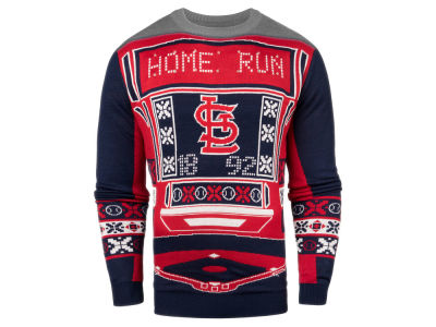 St. Louis Cardinals MLB Men's Light Up Ugly Sweater