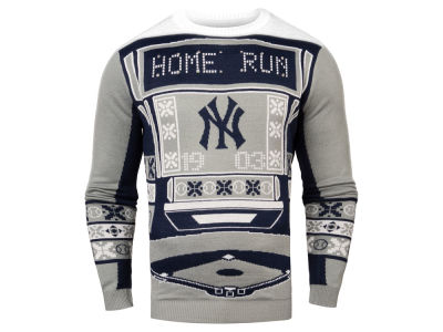 New York Yankees MLB Men's Light Up Ugly Sweater