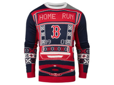 Boston Red Sox MLB Men's Light Up Ugly Sweater