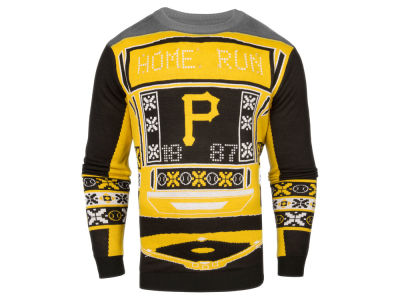 Pittsburgh Pirates MLB Men's Light Up Ugly Sweater