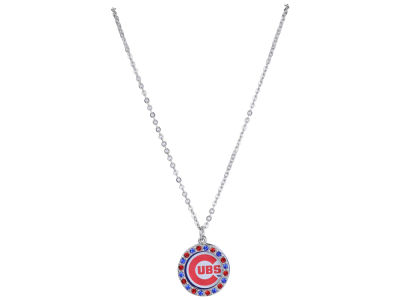 Chicago Cubs MLB Opening Day Disc Necklace