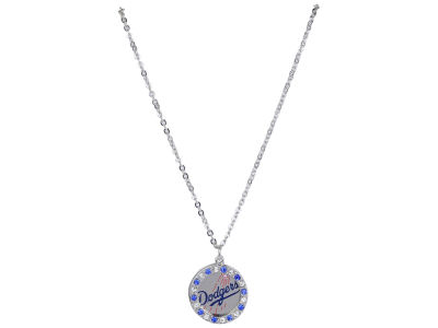 Los Angeles Dodgers MLB Opening Day Disc Necklace