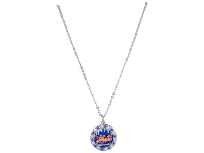 New York Mets MLB Opening Day Disc Necklace