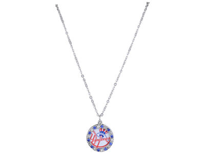 New York Yankees MLB Opening Day Disc Necklace