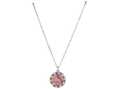 St. Louis Cardinals MLB Opening Day Disc Necklace