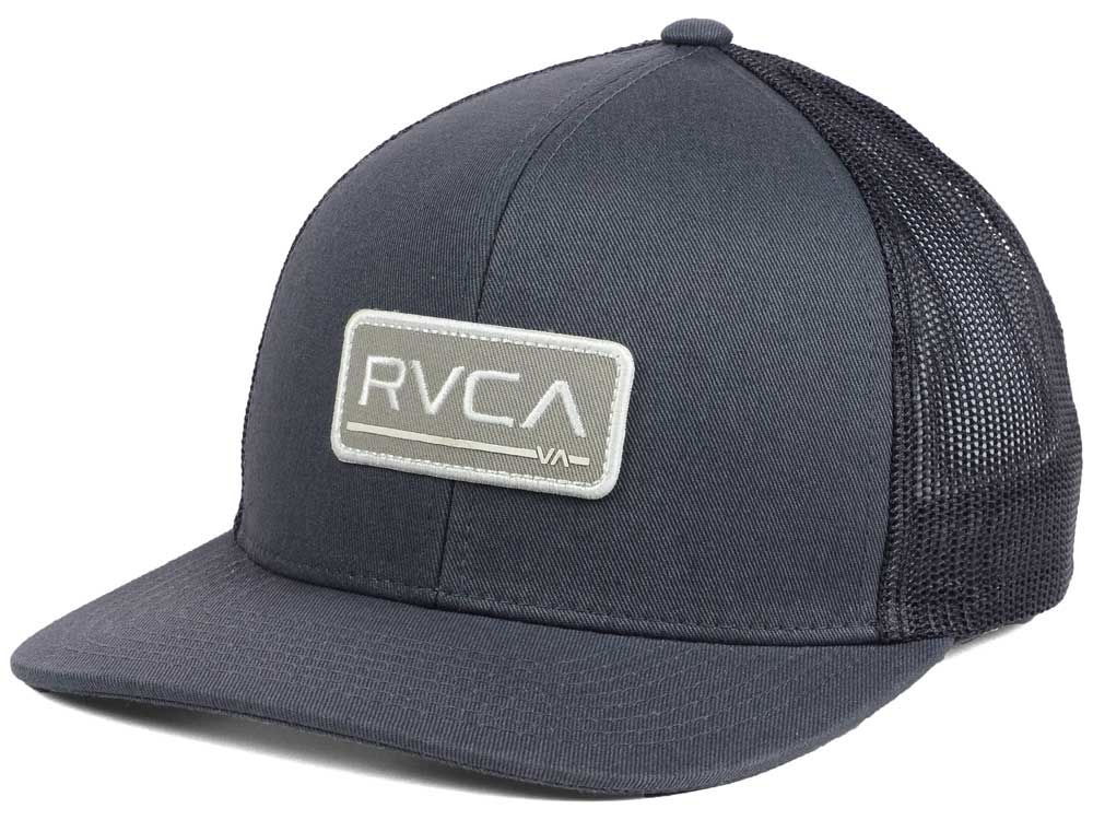 RVCA Ticket Trucker Hat  b0808f79a45