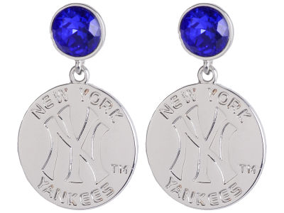 New York Yankees MLB Overtime Earrings