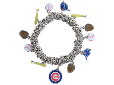 Chicago Cubs MLB Stretch Bracelet