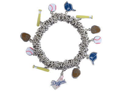 Los Angeles Dodgers MLB Stretch Bracelet