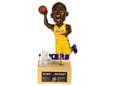 Los Angeles Lakers Kobe Bryant Base Bobble