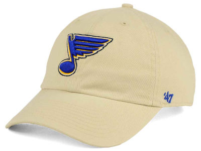 St. Louis Blues '47 NHL 2016 Chase '47 CLEAN UP Cap