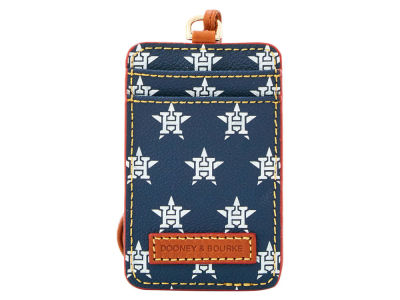 Houston Astros Dooney & Bourke ID Lanyard