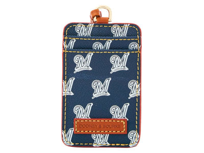 Milwaukee Brewers Dooney & Bourke ID Lanyard