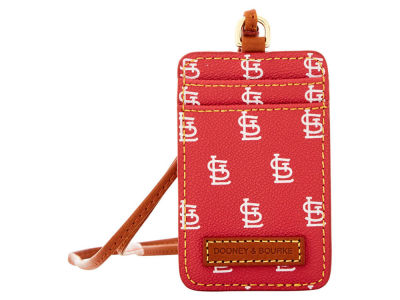 St. Louis Cardinals Dooney & Bourke ID Lanyard