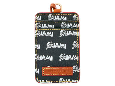 Miami Marlins Dooney & Bourke ID Lanyard
