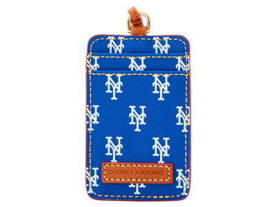 New York Mets Dooney & Bourke ID Lanyard