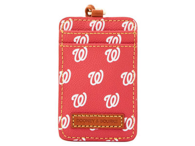 Washington Nationals Dooney & Bourke ID Lanyard