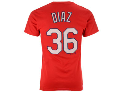 St. Louis Cardinals Aledmys Diaz MLB Men's Official Player T-Shirt