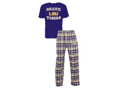 LSU Tigers NCAA Men's Tiebreaker Sleep Set