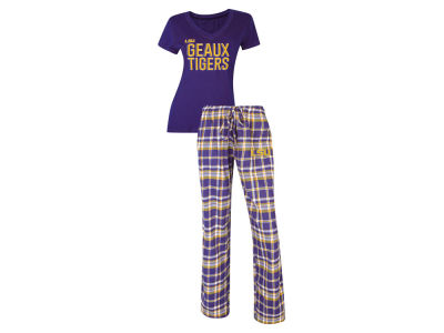 LSU Tigers NCAA Women's Tiebreaker Sleep Set