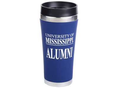 Ole Miss Rebels JV Travel Tumbler