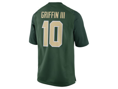 Baylor Bears Robert Griffin III Nike NCAA Men's Player Game Jersey