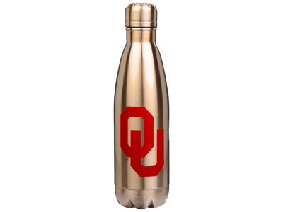 Oklahoma Sooners 17oz Endure Stainless Bottle